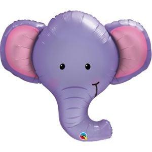 """بالون 39"""" رأس فيل"""