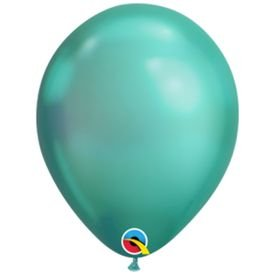 בלוןq7כרום ירוק - 100 יח
