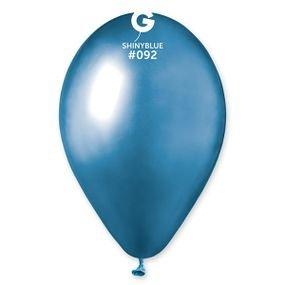 בלון g120 כרום כחול -50יח'
