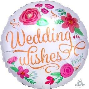 "בלון מיילר 18"" איחולי חתונה"