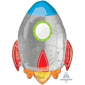 """بالون 26"""" مركبه فضائية"""