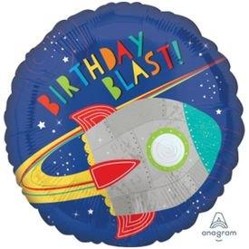 בלון מיילר 18- יום הולדת חללית