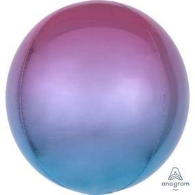 """بالون 15"""" ثللاثي الابعاد مدمج لون بنفسج"""