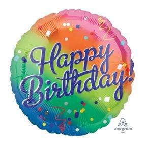 מיילר 18 יום הולדת שמח קשת