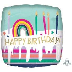 מיילר 18 יום הולדת שמח עוגה