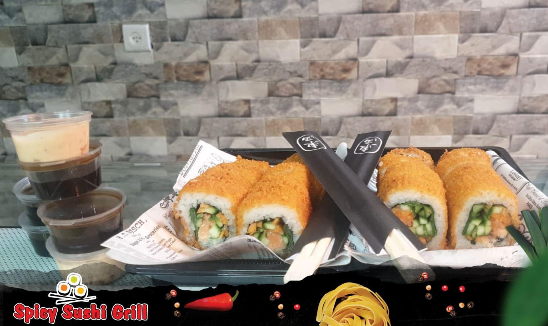 12 Spicy sushi Grill תְמוּנָה