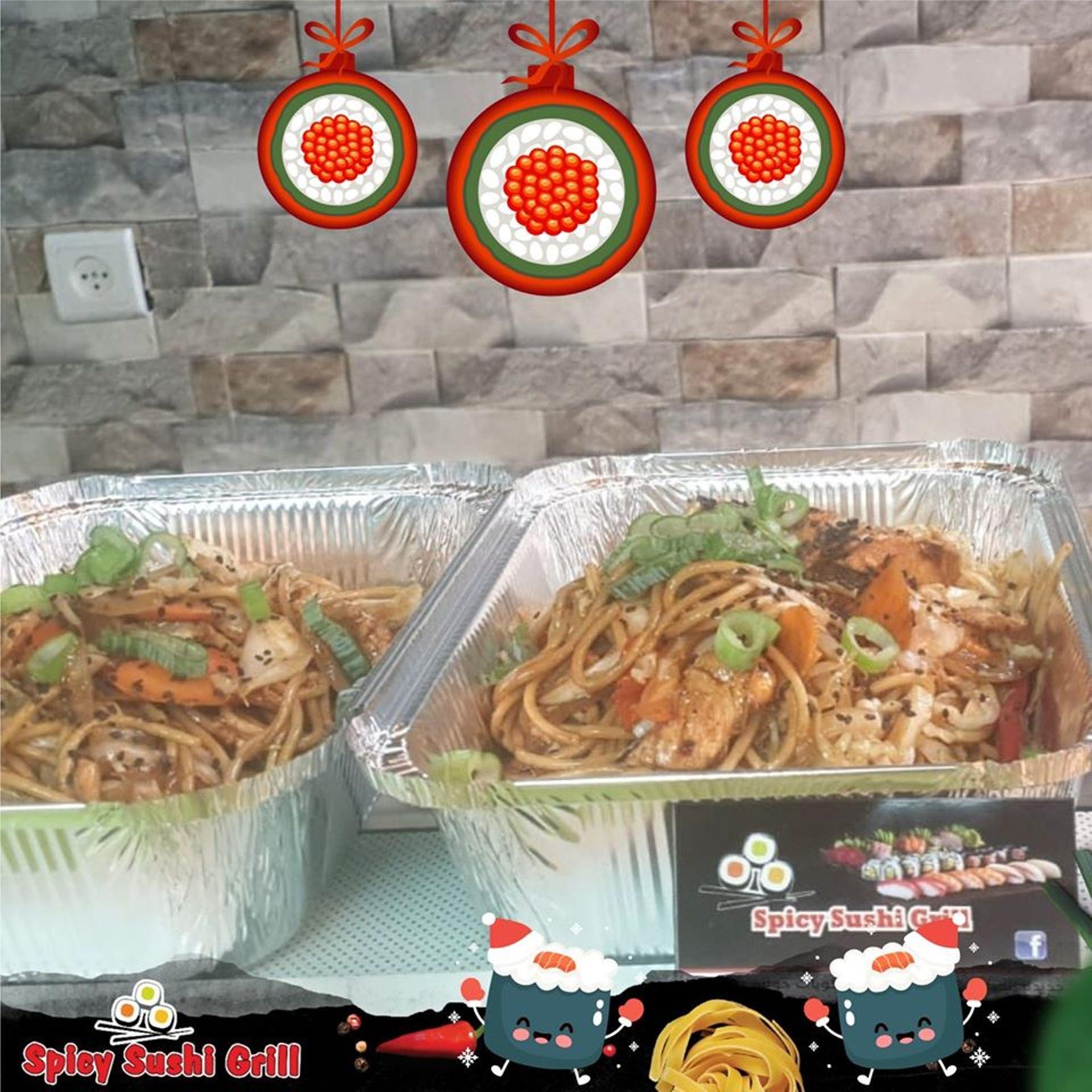 5 Spicy sushi Grill תְמוּנָה