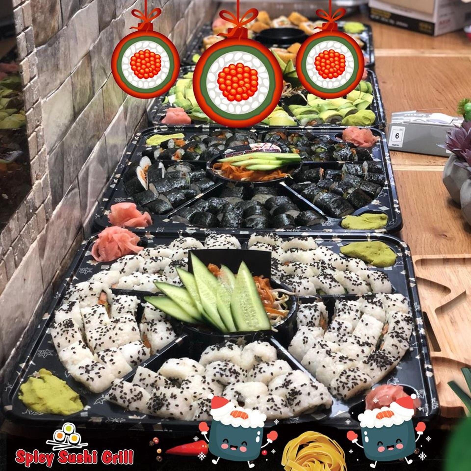 11 Spicy sushi Grill תְמוּנָה