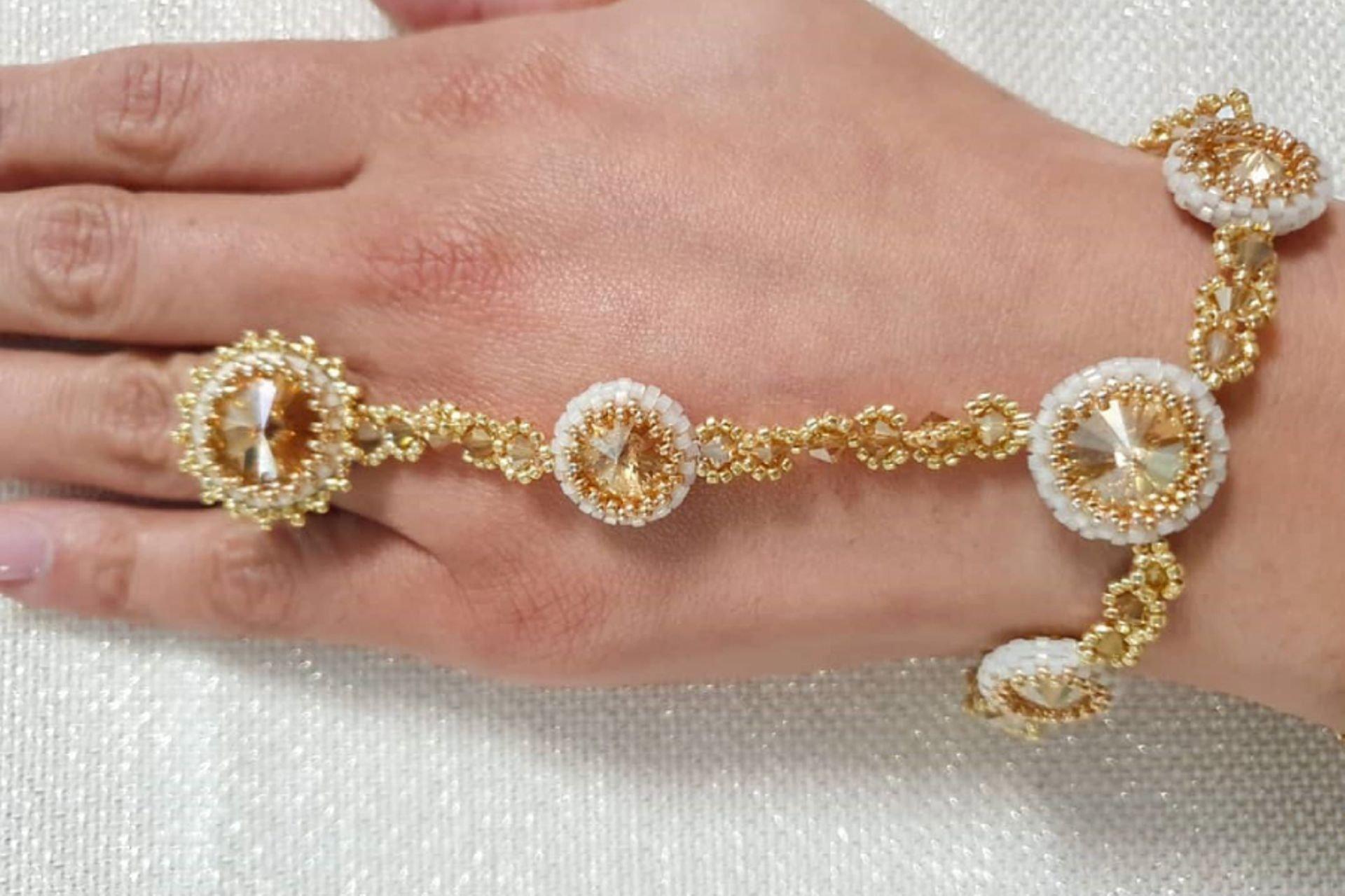 29 lantana beads jewelry designer תְמוּנָה