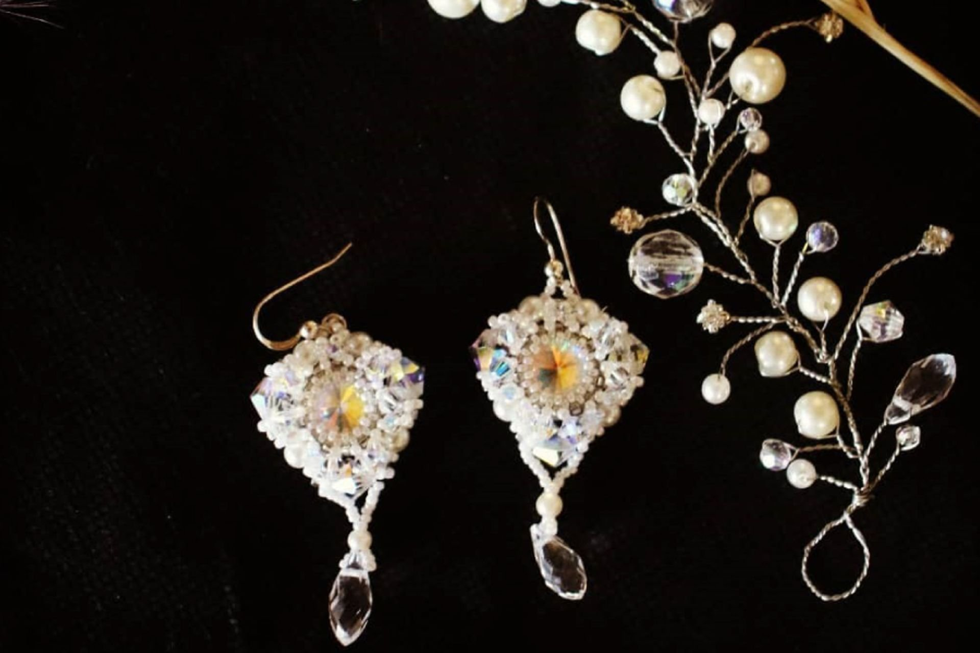 4 lantana beads jewelry designer תְמוּנָה