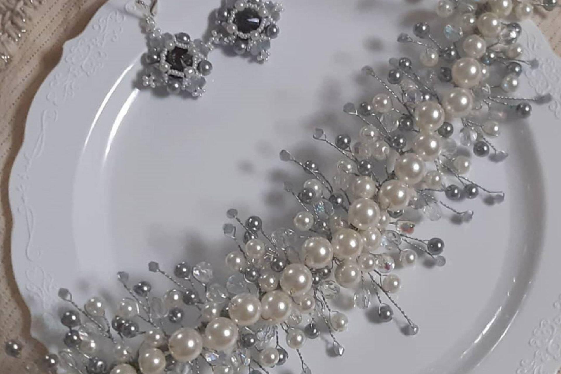 40 lantana beads jewelry designer תְמוּנָה