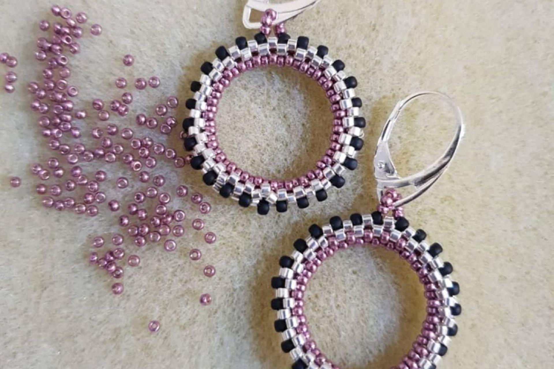 9 lantana beads jewelry designer תְמוּנָה
