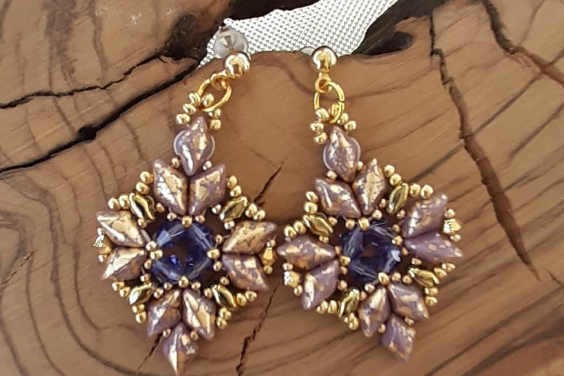 10 lantana beads jewelry designer תְמוּנָה