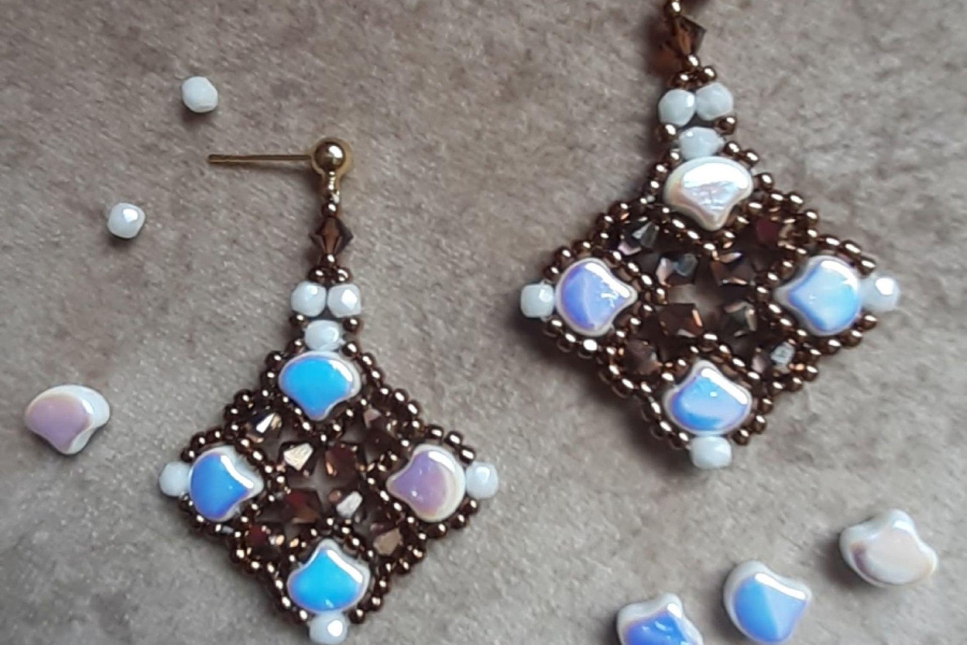 13 lantana beads jewelry designer תְמוּנָה