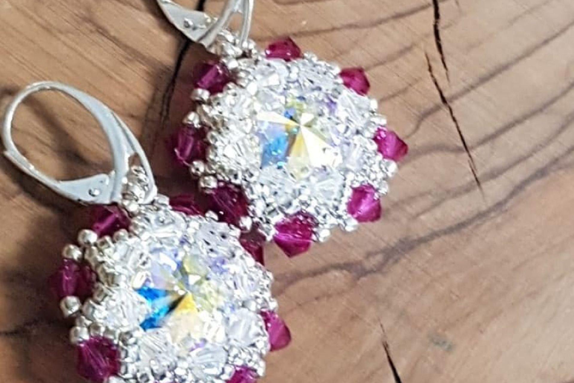 14 lantana beads jewelry designer תְמוּנָה