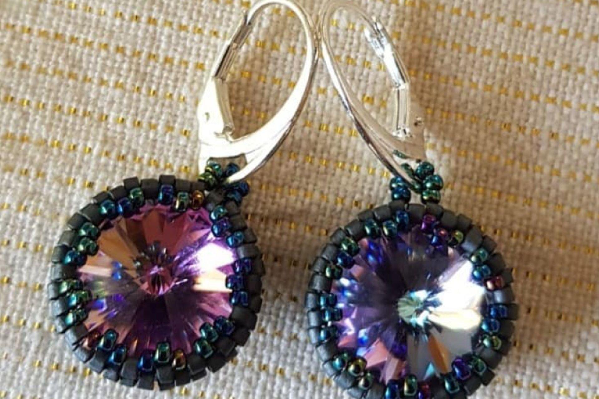 16 lantana beads jewelry designer תְמוּנָה