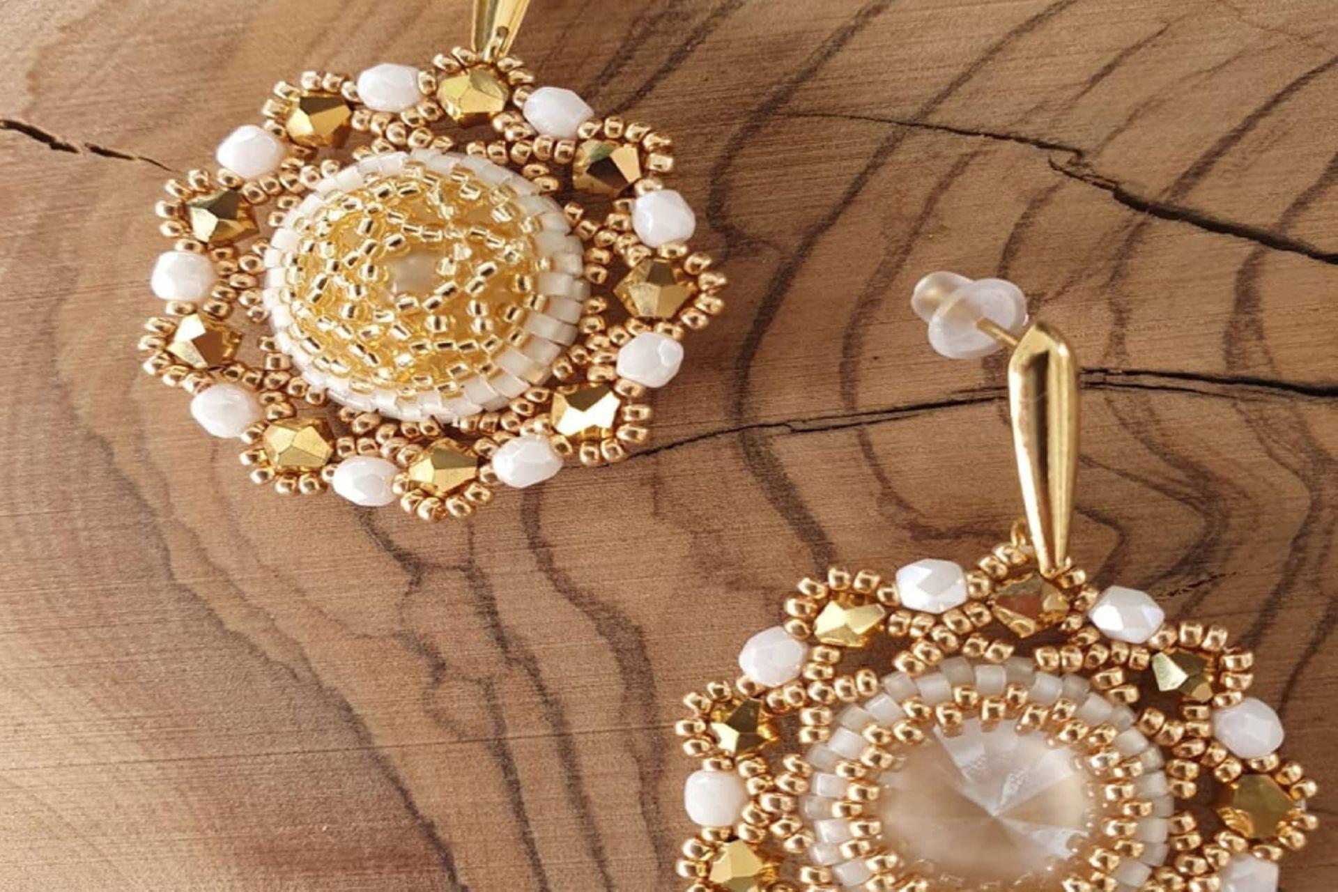 17 lantana beads jewelry designer תְמוּנָה