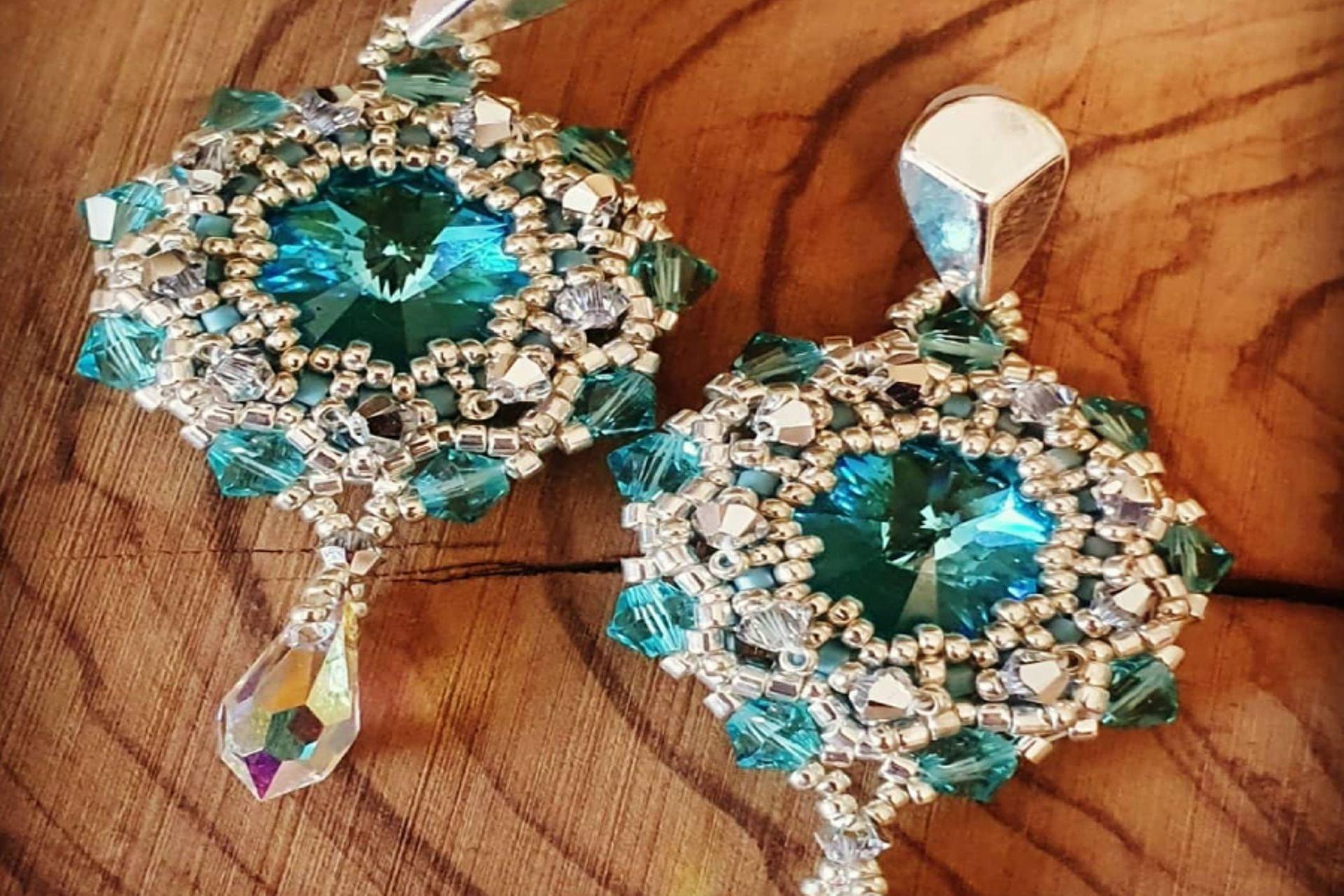 23 lantana beads jewelry designer תְמוּנָה