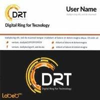 الخاتم الرقمي للتكنولوجيا DRT