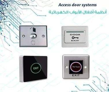 Access_Control نظام التحكم بالابواب كرت + رقم سري