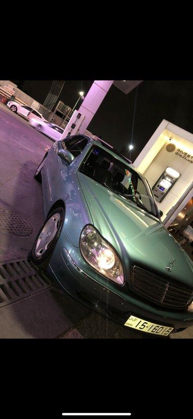سيارة غواصة مرسيديس