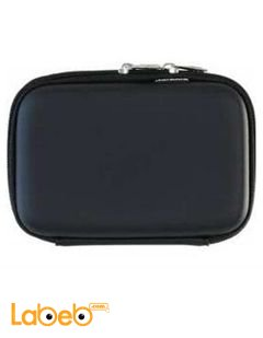 Rivacase Camera Case for 2.5 inch - Black color - (PU) 9101 model