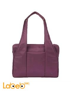 RivaCase Lady Laptop Bag -15 inch - Purple color - 8291-PRP model