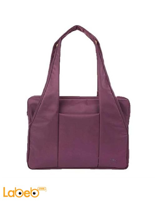 RivaCase Lady Laptop Bag15 inch Purple color 8291-PRP model