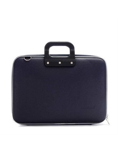 Bombata Classic Bag 15.6inch Blue color E00332-BLU model