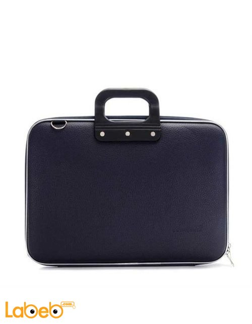 Bombata Classic Bag 15.6inch Blue color E00332-BLU model