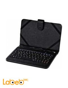 Hama OTG - 7-inch - Universal Keyboard Case Black color - 50467