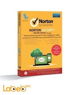 برنامج انتي فايروس - نورتون سيمانتيك - لمستخدم واحد - لمدة عام