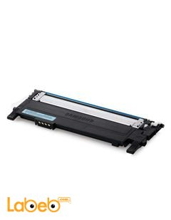 Samsung Toner Cartridge - Cyan color - CLT-C406S/SEE model