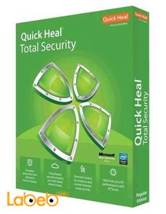 Quick Heal Total Security 2015- 1 User - QTS20150101