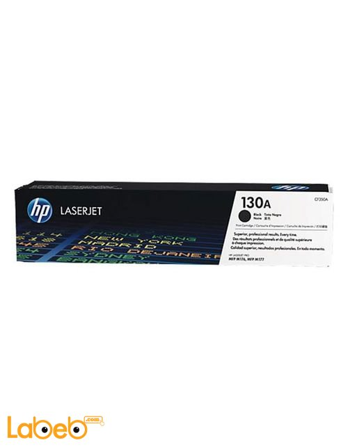 Hewlett Packard LaserJet Toner Cartridge Black color CF350A
