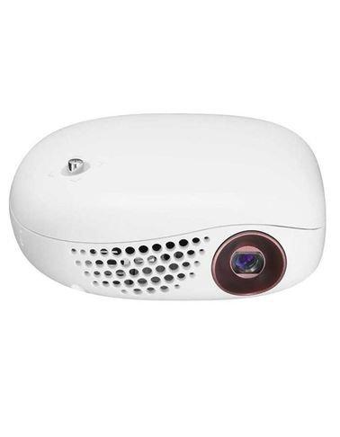 LG Super Ultra Portable Pico Projector - White color - PV150G