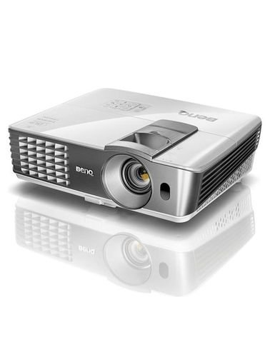 BenQ Wireless Living Room Projector - Full HD 1080P - W1070+