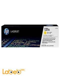 عبوة حبر ليزر اتش بي 131A - لون اصفر - HP CF212A
