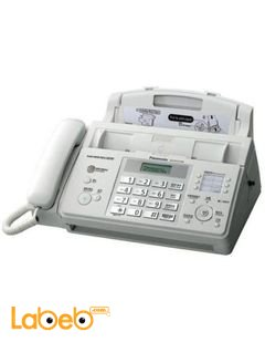 Panasonic Laser Fax/Copier Machine - White - KX-FP712CX-W model