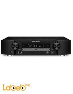 Marantz A/V Receiver - Bluetooth & Built-In Wi-Fi 7.1 Ch - NR1605/N1B