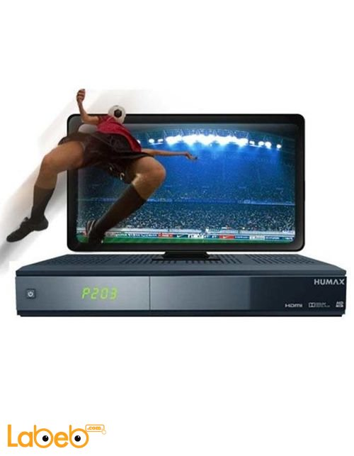 Humax HD Digital Satellite Receiver with 1 Smart Card IR4000HD