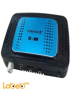 Eurostar Mini HD Satellite Receiver - Wi-Fi Dongle Support - ES-999