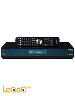 Humax I.Cord 500GB Twin Tuner Receiver - Black color - I CORD HD