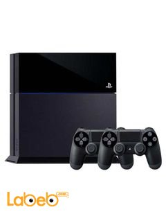 Sony PlayStation 4 - 1TB Console + 2 Controllers - CUH-2000
