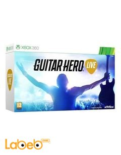 Microsoft Guitar Hero Live - Xbox 360 Game - ABX21514