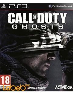 Call of Duty Ghosts - PS3 Game - 11/2013 - model ABP31488