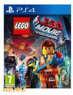 Lego Movie Videogame - PS4 Game - 2/2014 - SOFT-PS4-WBP40004