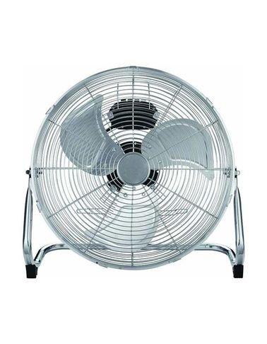 Wansa 16-inch Metal Floor Fan - 100W - model AF-2702