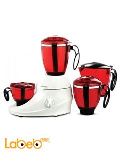 Butterfly Desire Blender 750W - White/ Red - model DESIRE