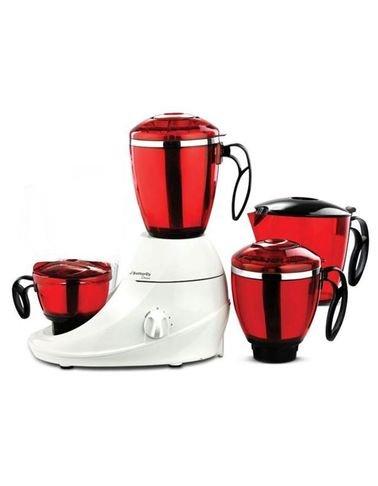 Butterfly Desire Blender 750Watt White/ Red model DESIRE